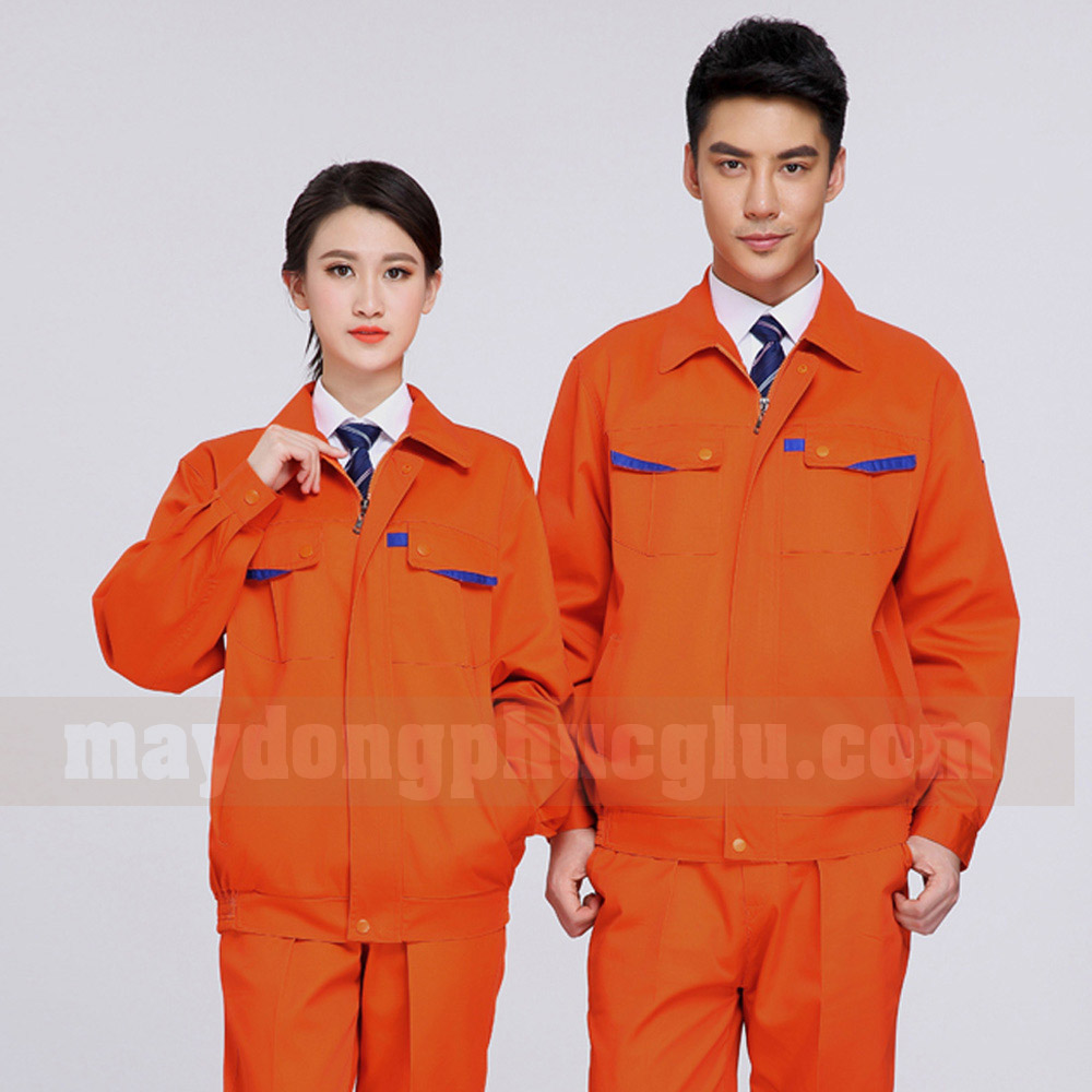 Dong Phuc Cong Nhan CN292