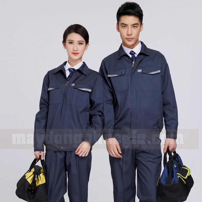 Dong Phuc Cong Nhan CN293