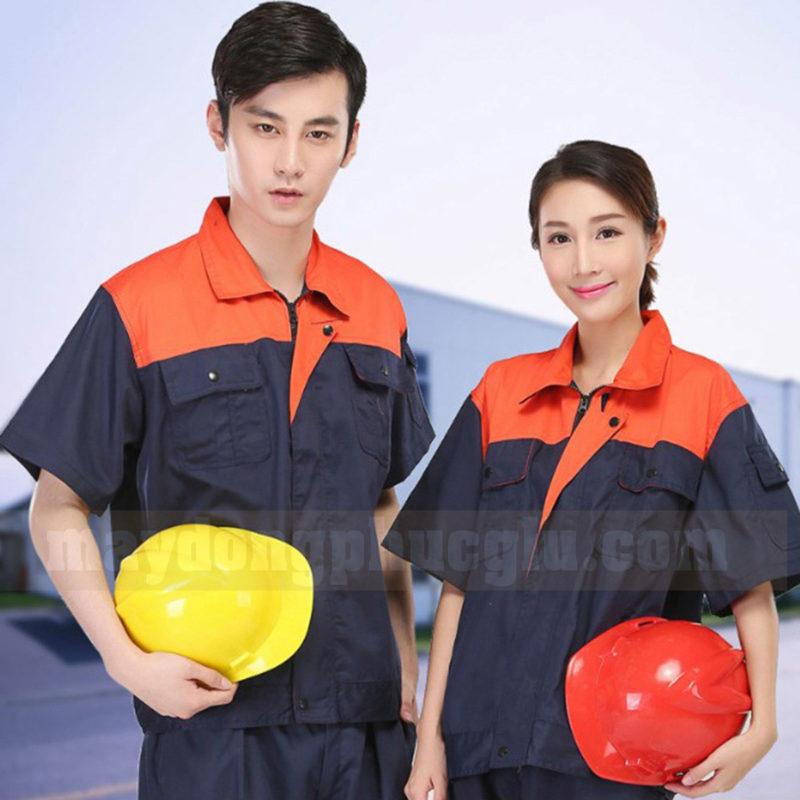 Dong Phuc Cong Nhan CN300