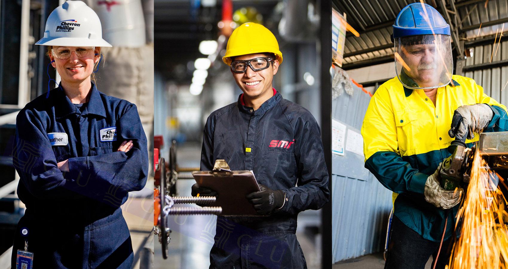 Tìm hiểu đặc điểm về quần áo bảo hộ công nhân 2020