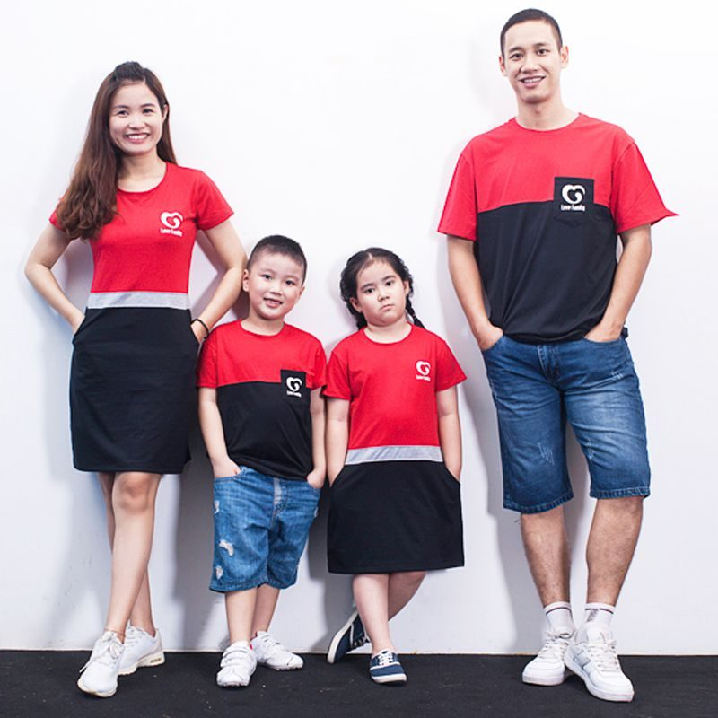 Ao Thun Gia Dinh GD56
