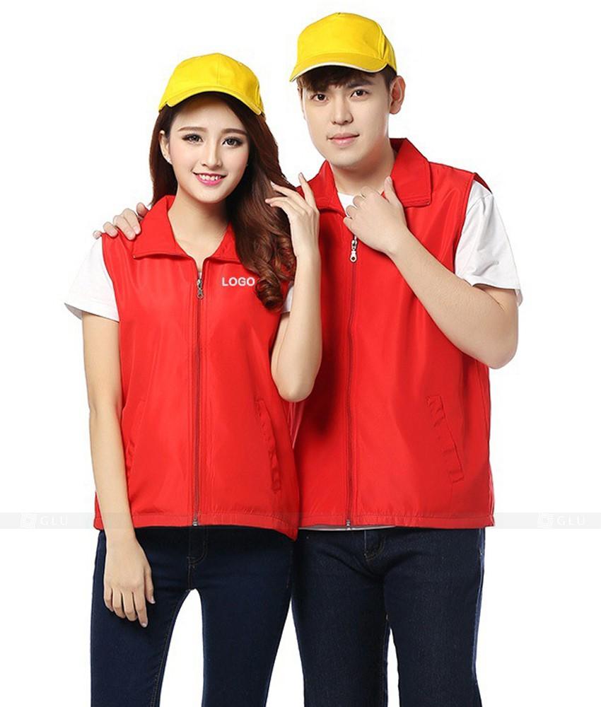 Ao Khoac Dong Phuc AA277 áo đồng phục công ty đẹp