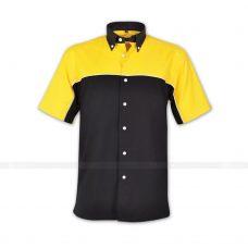 Ao So Mi Dong Phuc SM131 may áo sơ mi đồng phục