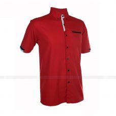 Ao So Mi Dong Phuc SM133 may áo sơ mi đồng phục
