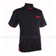 Ao So Mi Dong Phuc SM139 may áo sơ mi đồng phục