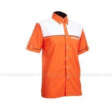 Ao So Mi Dong Phuc SM143 may áo sơ mi đồng phục