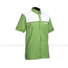Ao So Mi Dong Phuc SM145 may áo sơ mi đồng phục
