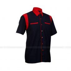 Ao So Mi Dong Phuc SM151 may áo sơ mi đồng phục