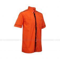 Ao So Mi Dong Phuc SM155 may áo sơ mi đồng phục