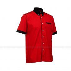 Ao So Mi Dong Phuc SM159 may áo sơ mi đồng phục
