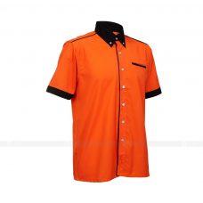Ao So Mi Dong Phuc SM161 may áo sơ mi đồng phục
