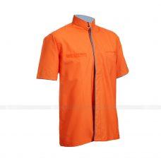 Ao So Mi Dong Phuc SM166 may áo sơ mi đồng phục