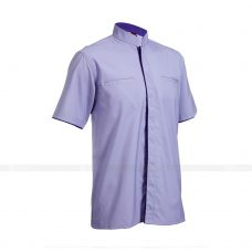 Ao So Mi Dong Phuc SM167 may áo sơ mi đồng phục