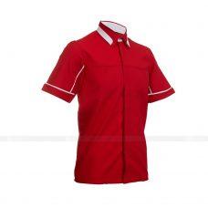 Ao So Mi Dong Phuc SM170 may áo sơ mi đồng phục