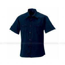 Ao So Mi Dong Phuc SM360 áo sơ mi nam đồng phục