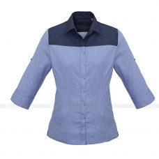 Ao So Mi Dong Phuc SM579 áo sơ mi đồng phục
