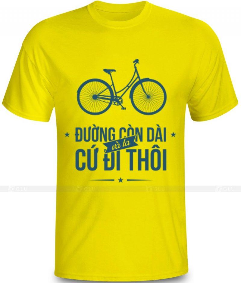 Ao Thun In Hinh GLU IH536