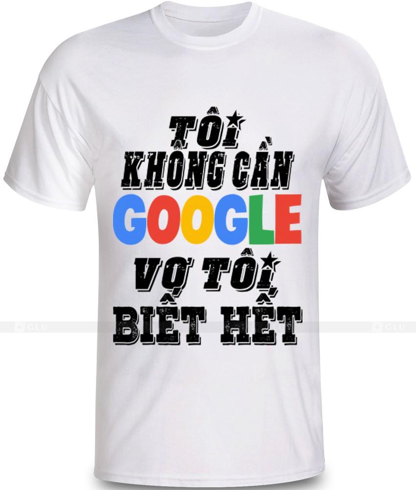 Ao Thun In Hinh GLU IH803