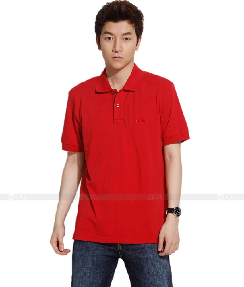 Ao Thun Nam Co Be GLU BE06