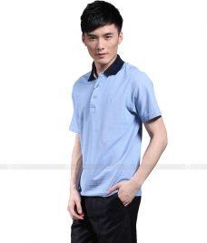 Ao Thun Nam Co Be GLU BE08 may áo thun nam