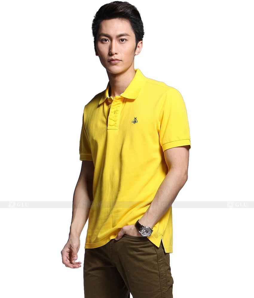 Ao Thun Nam Co Be GLU BE12