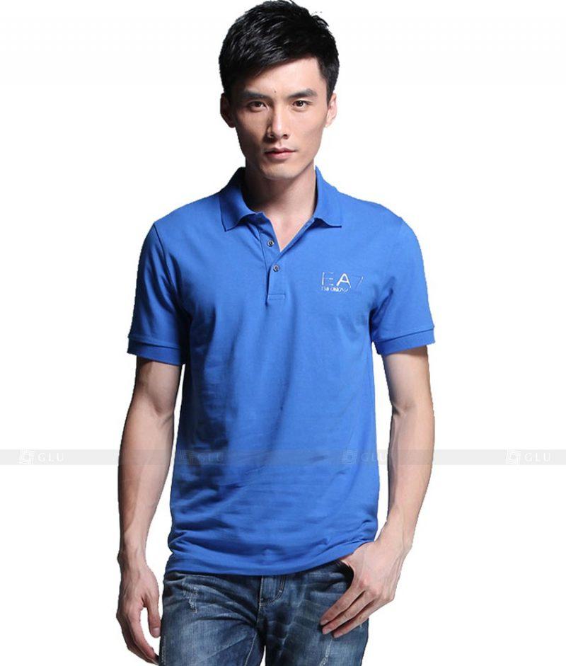 Ao Thun Nam Co Be GLU BE16
