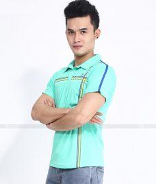 Ao Thun Nam Co Be GLU BE23 may áo thun nam