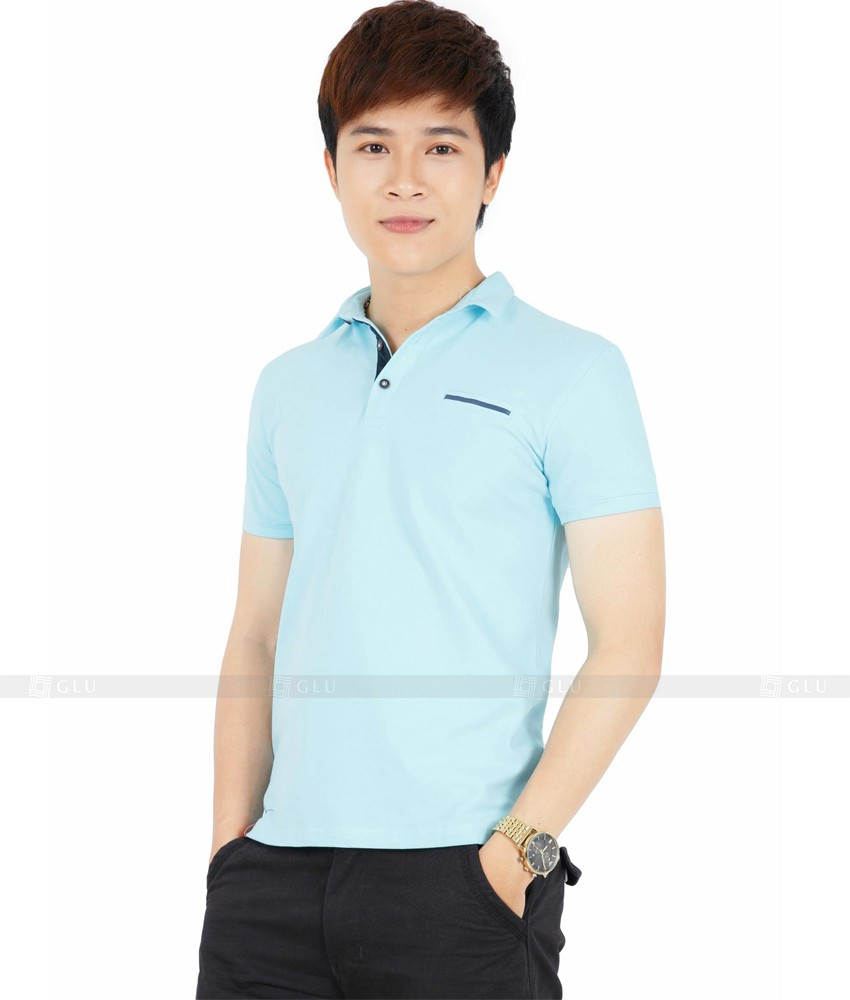 Ao Thun Nam Co Be GLU BE26
