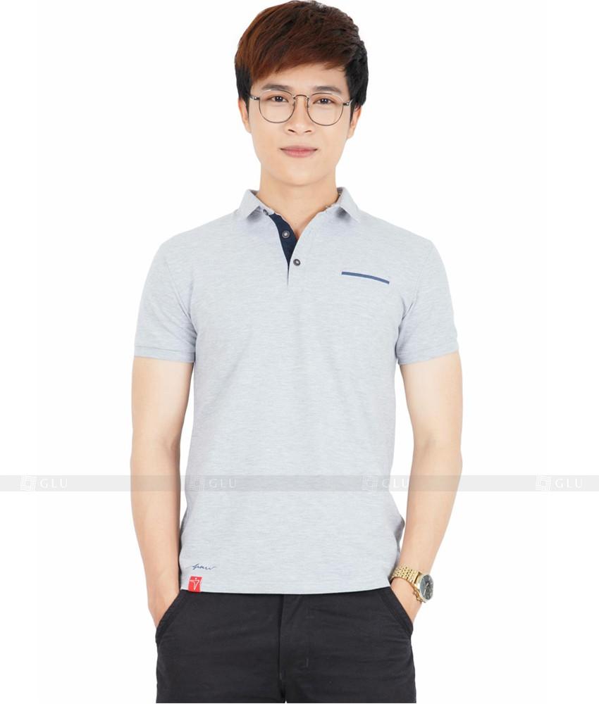 Ao Thun Nam Co Be GLU BE27