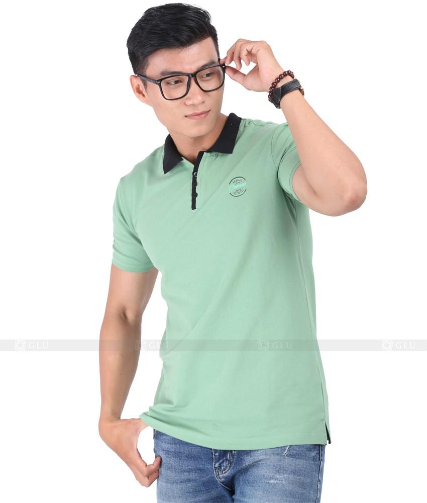 Ao Thun Nam Co Be GLU BE28