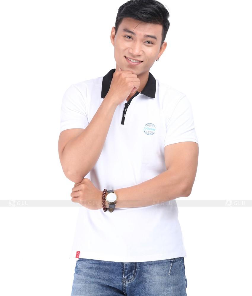 Ao Thun Nam Co Be GLU BE30