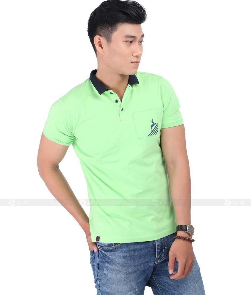 Ao Thun Nam Co Be GLU BE32