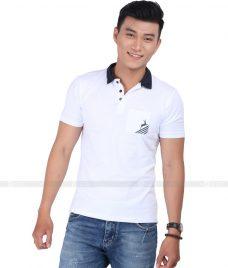 Ao Thun Nam Co Be GLU BE33 may áo thun nam