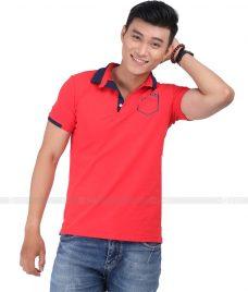Ao Thun Nam Co Be GLU BE35 may áo thun nam
