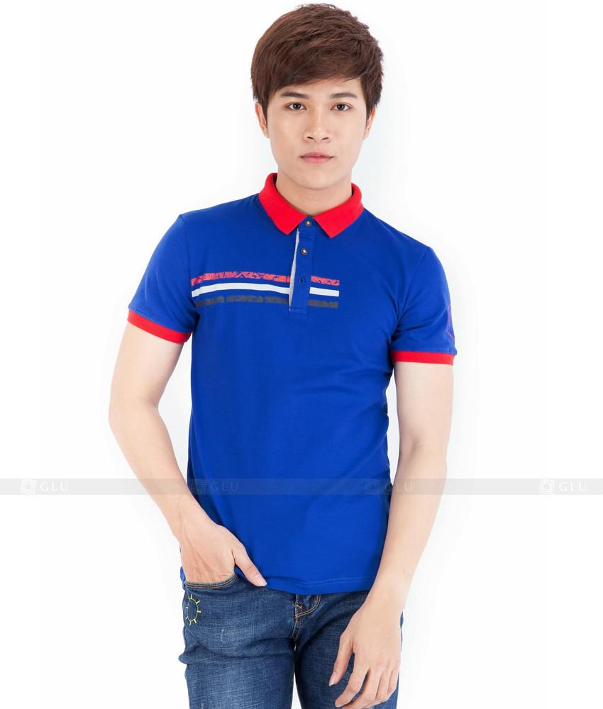 Ao Thun Nam Co Be GLU BE41