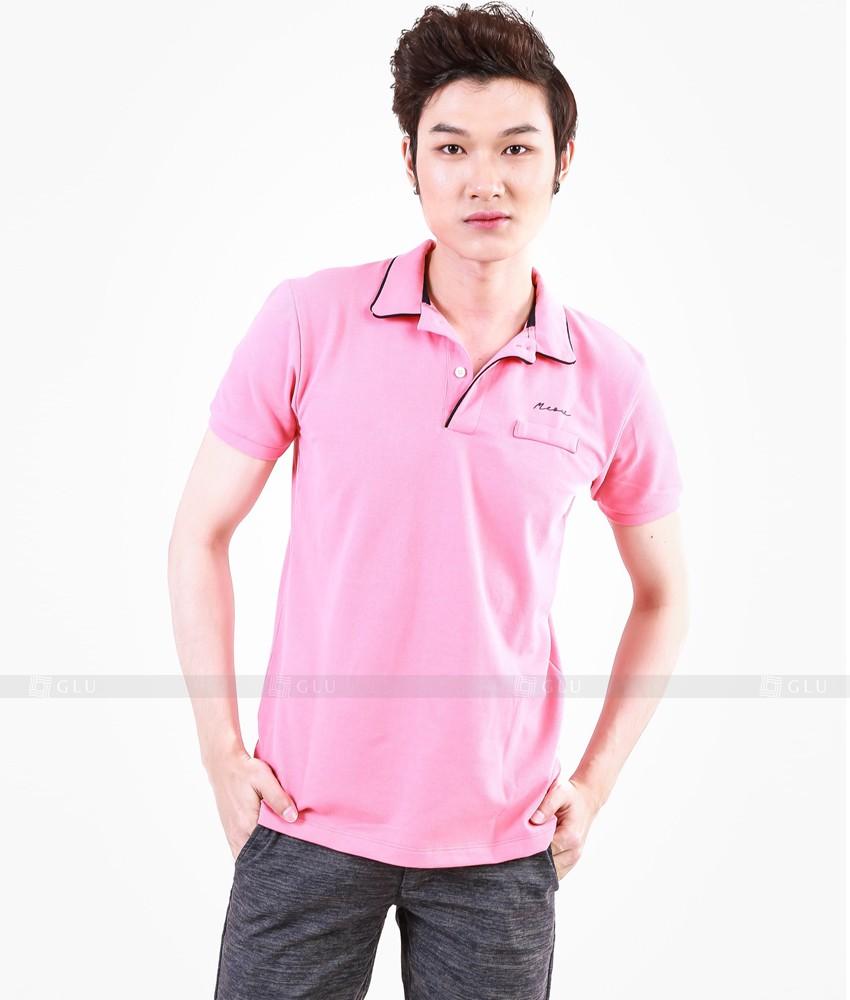 Ao Thun Nam Co Be GLU BE46