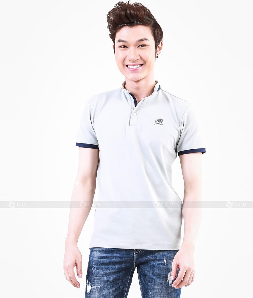 Ao Thun Nam Co Be GLU BE48