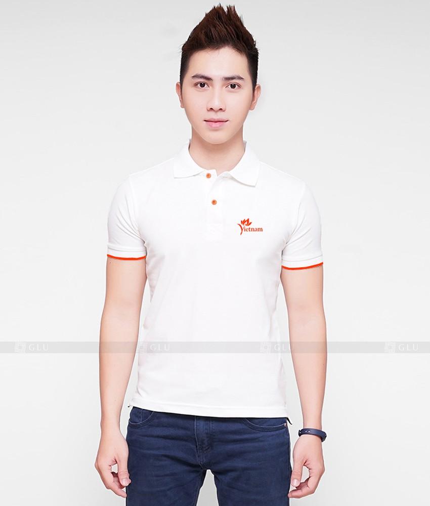 Ao Thun Nam Co Be GLU BE49