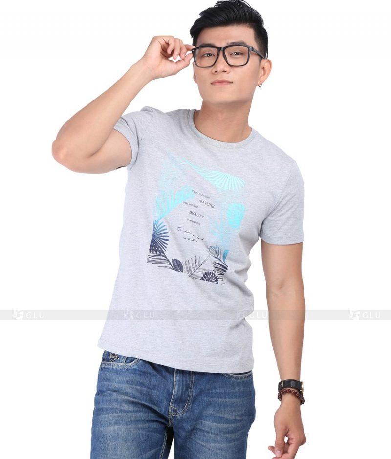 Ao Thun Nam Co Tron GLU TR101
