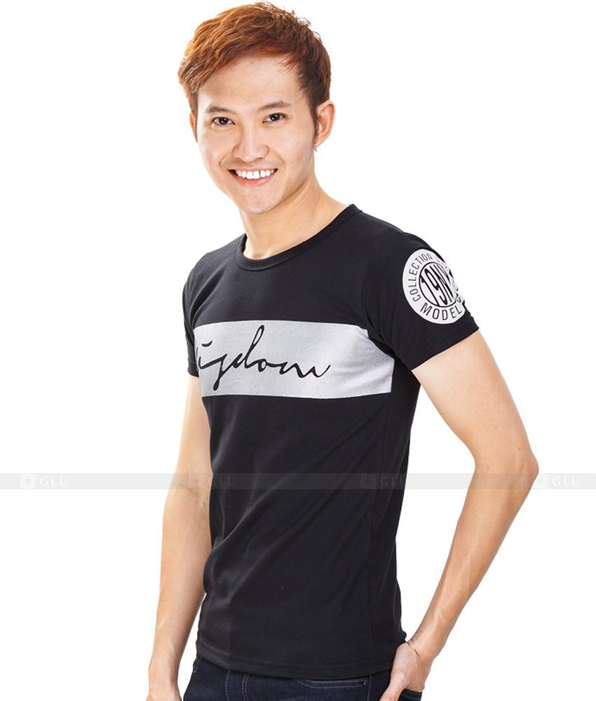 Ao Thun Nam Co Tron GLU TR120