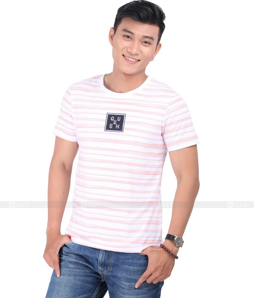 Ao Thun Nam Co Tron GLU TR135