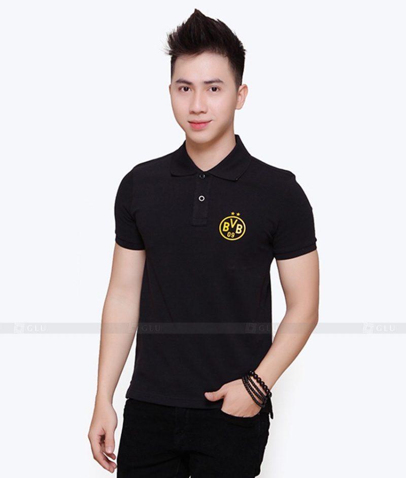 Ao Thun Nam Co Tron GLU TR142