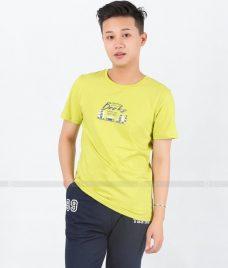Ao Thun Nam Co Tron GLU TR16