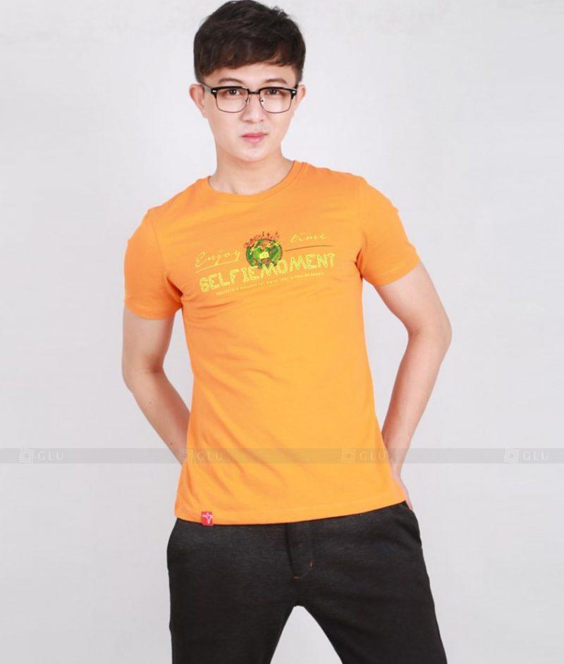 Ao Thun Nam Co Tron GLU TR160