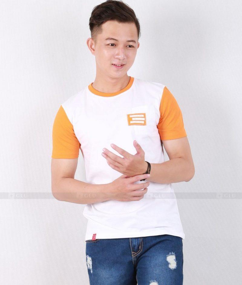 Ao Thun Nam Co Tron GLU TR167