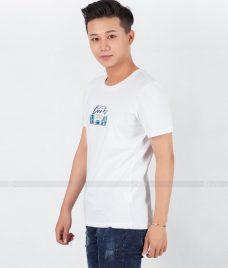 Ao Thun Nam Co Tron GLU TR18