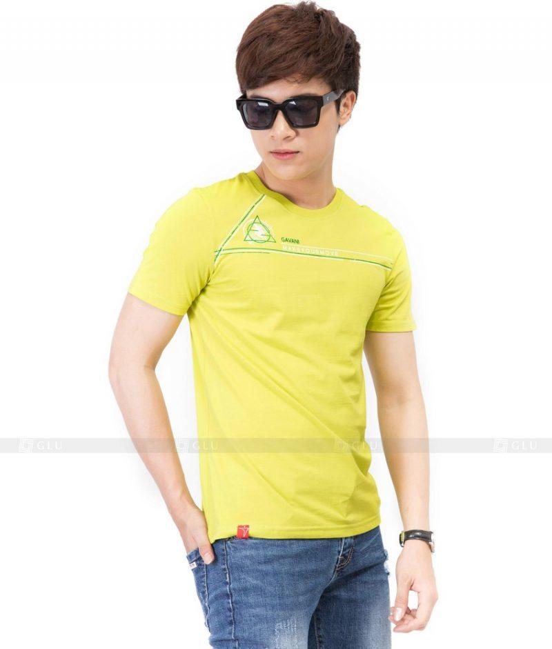 Ao Thun Nam Co Tron GLU TR25
