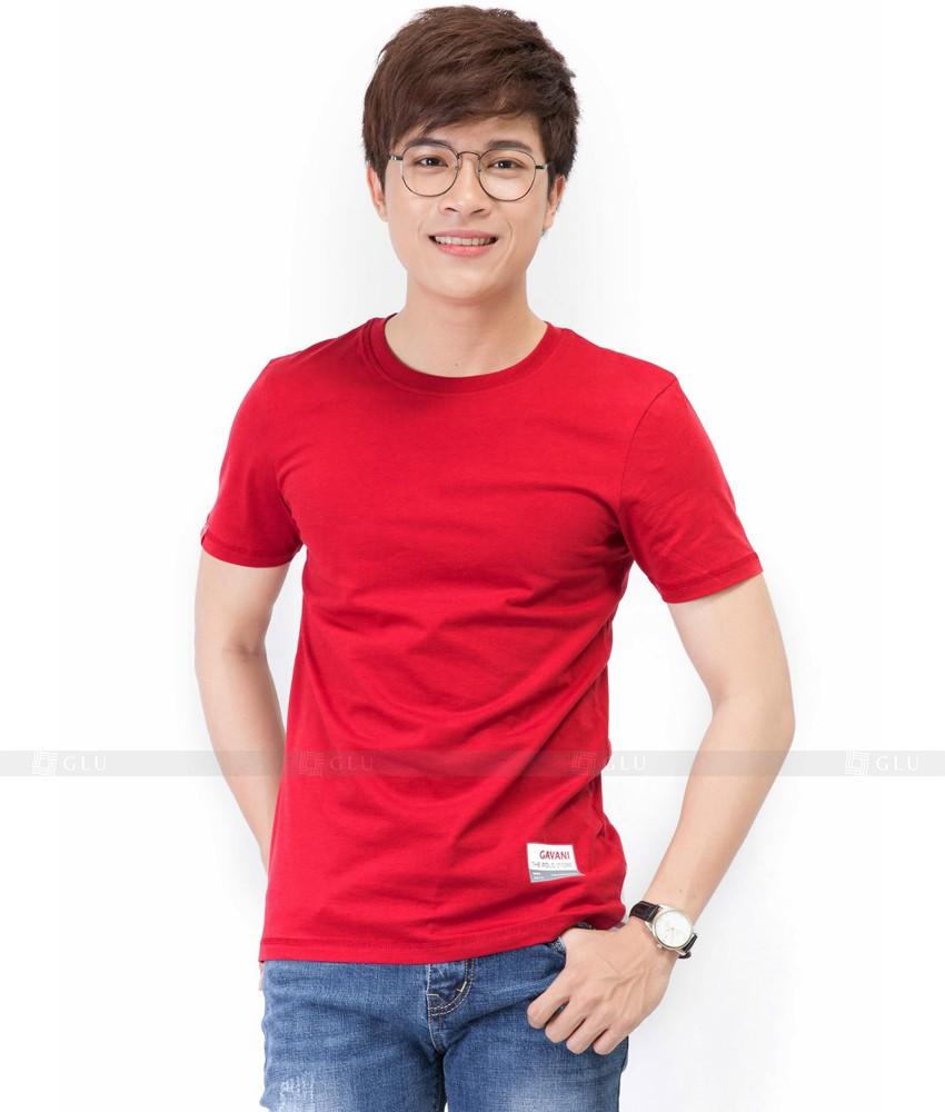 Ao Thun Nam Co Tron GLU TR28