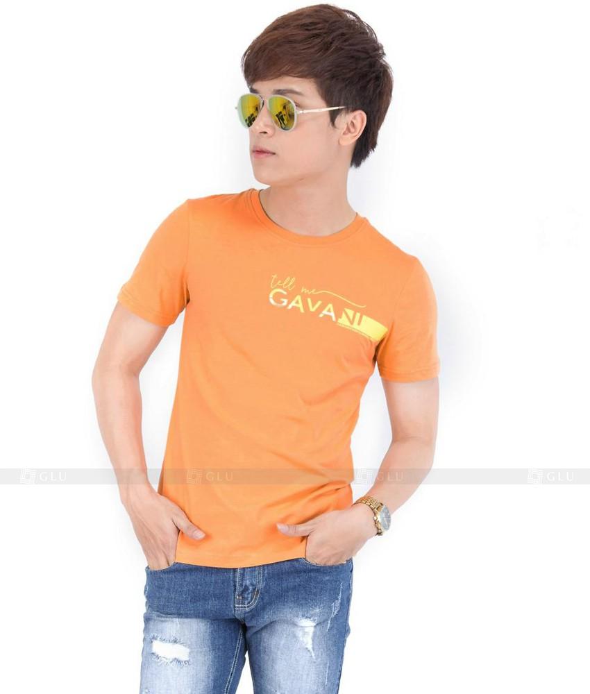 Ao Thun Nam Co Tron GLU TR32