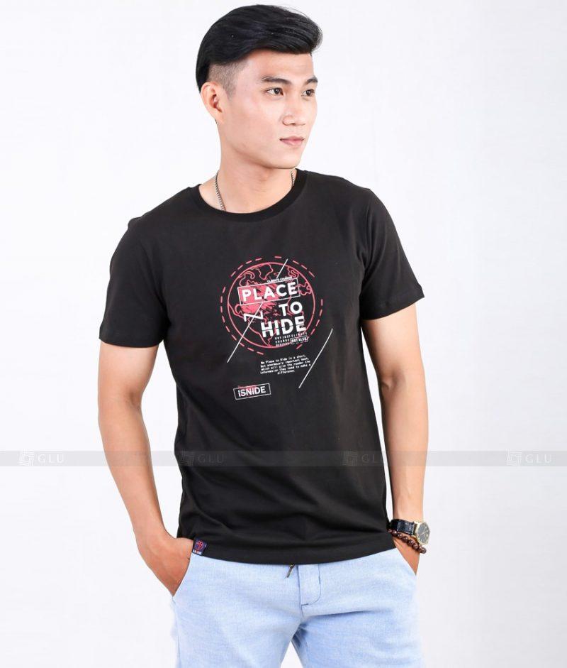 Ao Thun Nam Co Tron GLU TR41